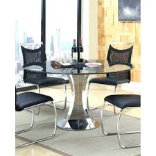 black marble dining table round natural with chrome pedestal designs top uk and grey