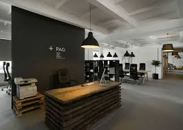 industrial look office interior design. 14 Modern And Creative Office Interior Designs | Founterior Industrial Look Design R