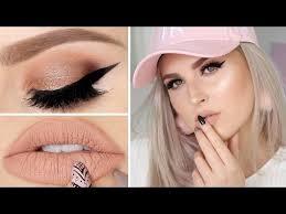 insram bad makeup tutorial full glam shaaanxo you