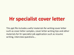 Best Ideas Of Free Sample Cover Letter For Human Resources