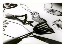Image Still Life Artcom Kitchen Utensils In Dramatic Lighting Art Print By Artcom