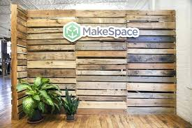 free standing pallet wall how to build a free standing pallet wall google search free standing