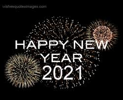 Wish you good health and much success in 2021! Happy New Year 2021 Gif Animations New Year Fireworks