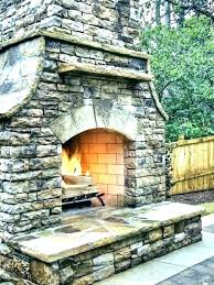 how much does a fireplace cost how much does an outdoor fireplace cost fire backyard s