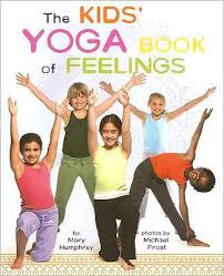 kids yoga book of feelings