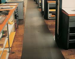 runner floor matting provides a protective element for wood floors especially gymnasium floors from the harsh repetitive contact of shoe heels
