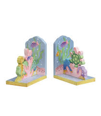 kids bookends under the sea room collection