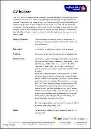 Resume Template Maker Forocristianous