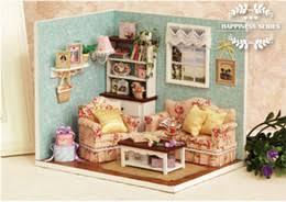 Discount House Miniatures Dollhouse Furniture Kits