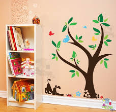 puppy wall decals dog and lady bug
