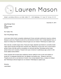 Lauren Mason Resume Template Stand Out Shop
