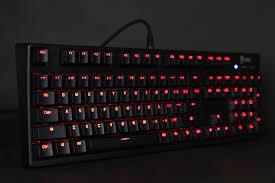10 bàn phím cơ tốt nhất dưới 1 triệu độ nhạy tối đa cho game thủ