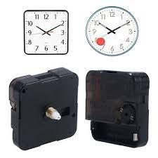 replacement quartz clock movement