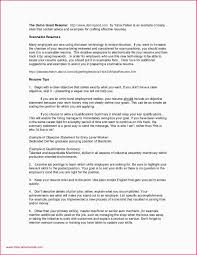 New Resume Examples Information Technology Resume Objective Help Desk Resume