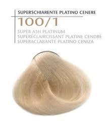 Colorianne Prestige 100 1 Super Ash Platinum Beauty Salon