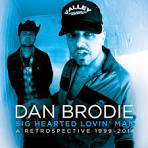 Dan Brodie biography