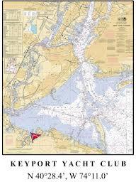 Tide Chart For Keyport New Jersey Keyport Yacht Club In Keyport Nj United States Marina