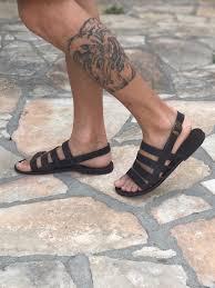 mens strap sandals