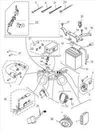 central states small engine repair electrical machine part 400 atv diagram