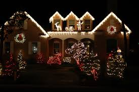 Outdoor Christmas Light Design Ideas How To Decorate House With Christmas Lights Best Home Ideas