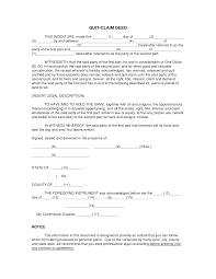 Quick Claim Deed Best Photos Of Quick Deed Form Florida Quit Claim Deed Form Free 10
