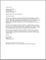 formal letter to president barack obama paper class inc  obama letter