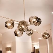 lindsey adelman branching bubble chandelier 8 heads