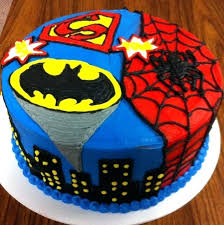 birthday cake for boys spiderman combined with birthday cake for little boys superheroes for frame awesome spiderman birthday cake for year old boy pictures