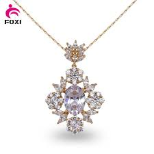 china factory directly latest design saudi gold jewelry necklace china necklace pendant necklace