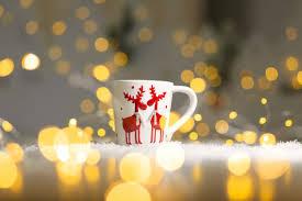 Рождественская <b>кружка</b> с оленями. уютная теплая семейная ...
