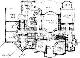 plan 205171 main level plan
