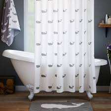 Today, you can select a wide range of shower curtains depending on your  style quotient that will fit nicely with your designed or themed bathroom.