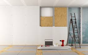 can you put tongue groove wood over drywall
