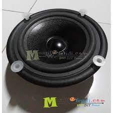 Speaker woofer 6 inch CURVE 648 70 Watt 8 Ohm speaker aktif power amplifier