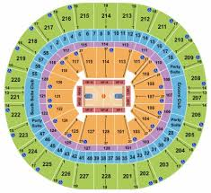 Key Arena Detailed Seating Chart Key Arena Tickets And Key Arena Seating Chart Buy Key