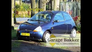 video review ford ka 1 3 trend 2003 04 nk jn