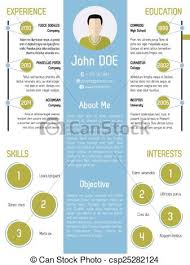 Modern Resume Design Classy Modern Resume Design In Green And Blue Modern Resume Design With