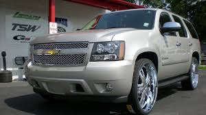 2008 Chevrolet Tahoe - Information and photos - ZombieDrive