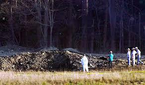 basement 911 pennsylvania. 911 pennsylvania flight ua93 crash site shanksville basement