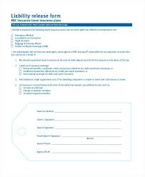 Credit Card Release Form Liability Waiver Template For Sports Release Form Voipersracing Co