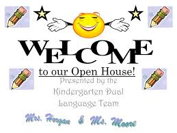 Open House Powerpoint Ppt To Our Open House Powerpoint Presentation Id 6843813