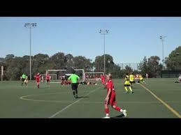 C0195 Jake 2nd assist Jeremy upper V GOAL 3 - YouTube