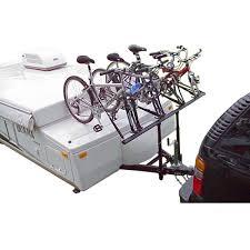 Bike Campers Pop Up Camper Bike Rack By Prorac 2 And 4 Bike Discount Ramps
