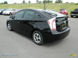 2012 Toyota Prius 3rd Gen Three Hybrid in Black photo #5 - 420150 ...