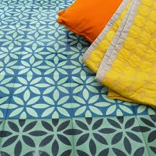 mosaic vinyl floor tile pattern vinyl flooring tiles retro