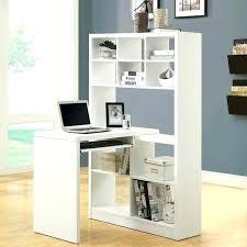 computer desk with bookshelf really liking these desks desktop shelf ikea printer uni