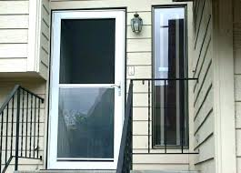 andersen 2500 storm door storm door review storm door retractable screen door storm door review storm