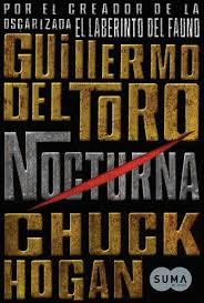 """""""Nocturna"""", Guillermo del Toro y Chuck Hogan"""