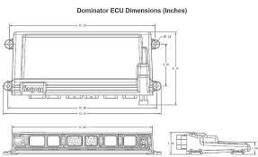 holley dominator efi wiring diagram holley image holley efi 554 114 dominator efi ecu holley performance products on holley dominator efi wiring diagram