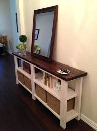 hall entrance furniture. Hall Entrance Furniture Long Skinny Sofa Table Slim Console For Entryway With Drawers